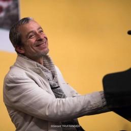 Marc Vella au piano